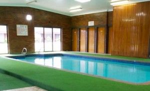 Indoor Heated Pool at Golden Grain Motor Inn Horsham