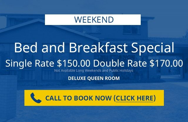 Bed and breakfast special