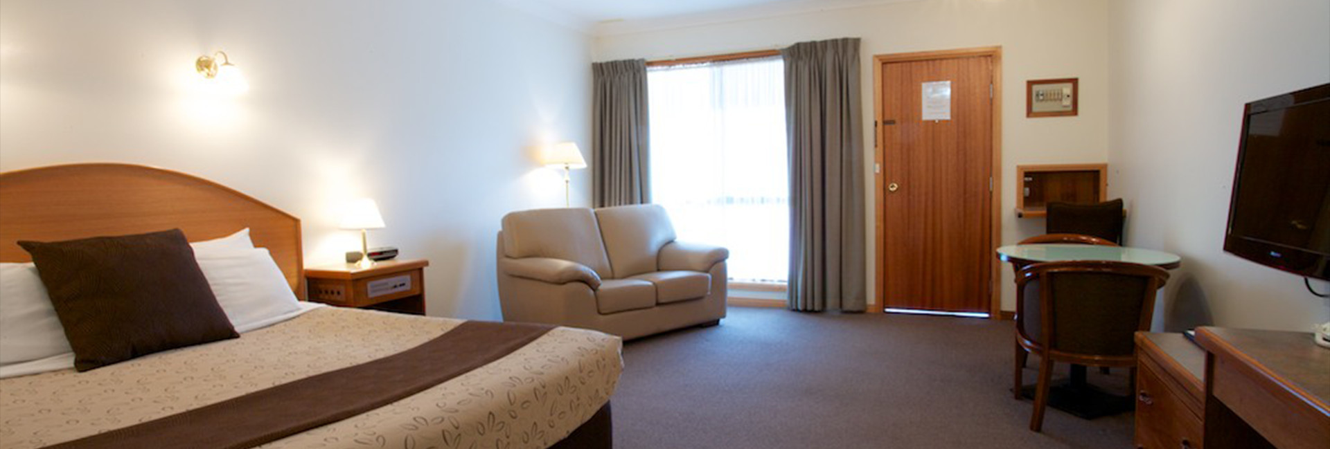 Variety of different options perfect for your next stay in Horsham